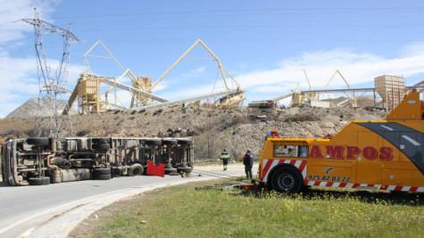 Imagen del accidente. Foto lagacetadesalamanca.es.jpg