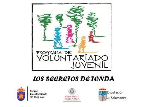 Voluntariado Juvenil Los Secretos de Tonda