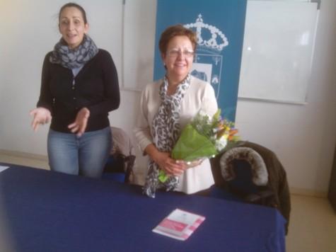 Actividades del Día de la Mujer. Foto Mercedes Sánchez