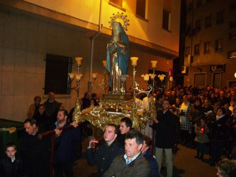 Semana Santa en Guijuelo