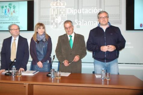 Presentación del programa Los Secretos de Tonda. Foto Diputación