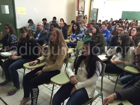 Alumnos del IES.