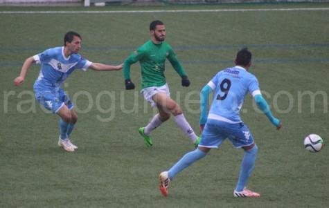 Ayub autor del primer gol ante el Astorga.
