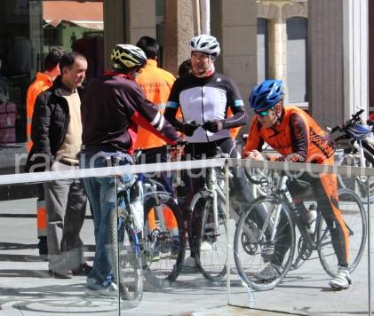 Día de la Bici en Guijuelo