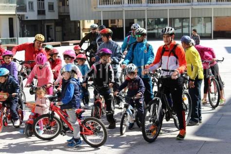Dia de la Bici en Guijuelo