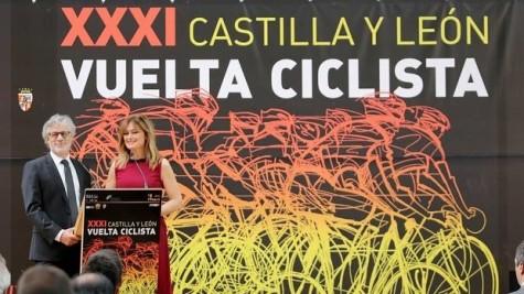 Presentación de la Vuelta Ciclista a CyL. Foto abc.es