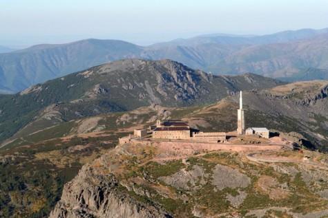 Santuario de la Peña de Francia. Foto clubrural.com.