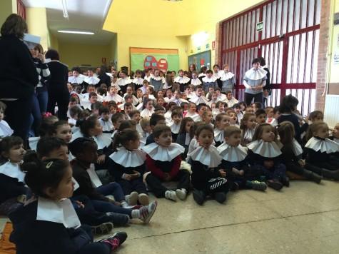 Actvidades culturales en el Cervantes. Foto M.C.