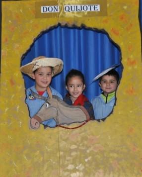 Semana Cultural en el Miguel de Cervantes.