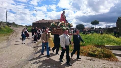 Fiestas de San Marcos en Cabezuela