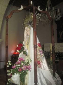 Virgen del Mensegal. Foto Endrinal.