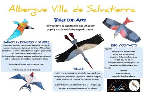 viernes 9 abril SALVATIERRA