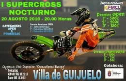 Supercross Guijuelo