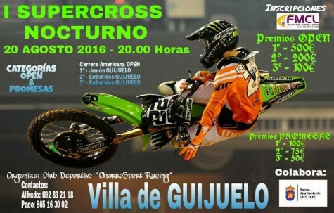 Supercross Guijuelo