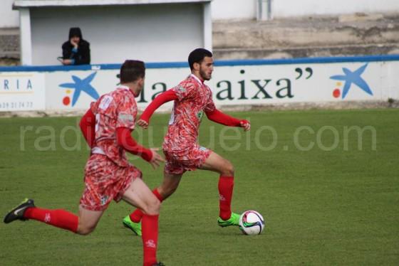 Ayub autor del segundo gol en Tafalla