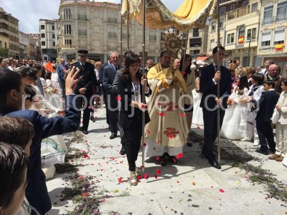 Fiesta del Corpus en Guijuelo