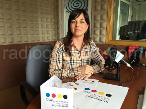La concejal de Cultura María Jesús Moro.