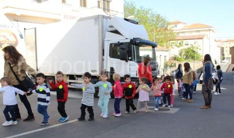 Niños de la Guardería Municipal.