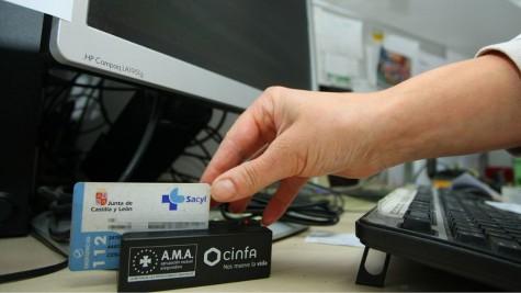 Receta electrónica. Foto lanuevacronica.com.