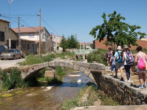 Ruta Jacobea de Santiago a San Juan. Foto I.S.C.