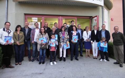 Donantes de Guijuelo. Foto archivo