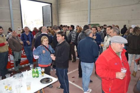 Feria de la caza en Linares. Foto Sonia Polo