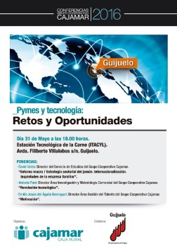Pymes y tecnología: retos y oportunidades