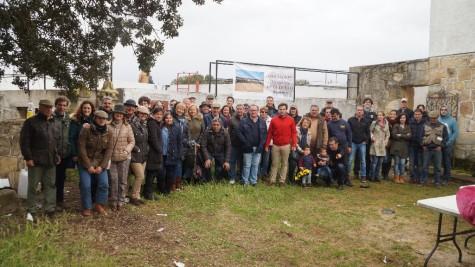 Aniversario de la Asociación Taurina de Guijuelo. Foto Asociación taurina.