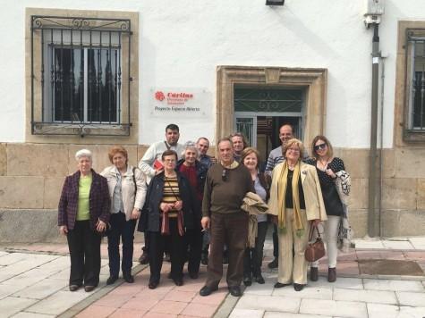 Miembros de Caritas Guijuelo.