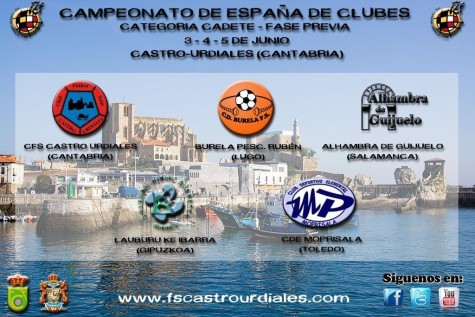 Rivales del Alhambra en el campeonato de España