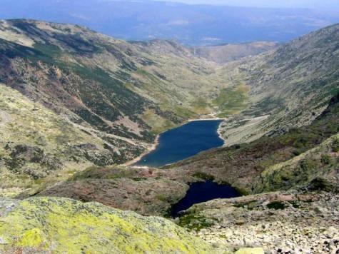Laguna de Galín Gomez. Foto Masqueandar