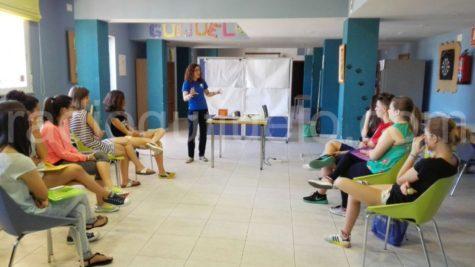Curso de monitor de tiempo libre en Guijuelo Joven.