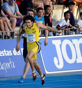 David Alejandro. Foto David Alejandro.