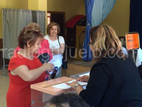 Elecciones en Guijuelo 26J.
