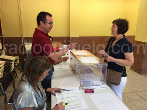Elecciones en Guijuelo 2