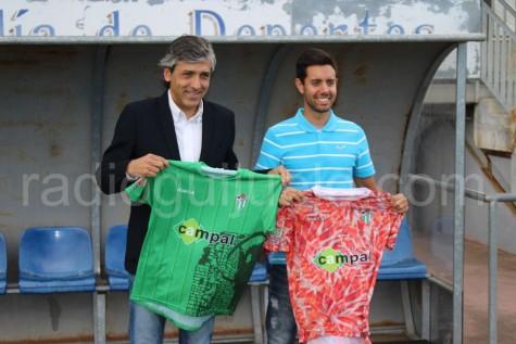 Mateo García y Álvaro Municio