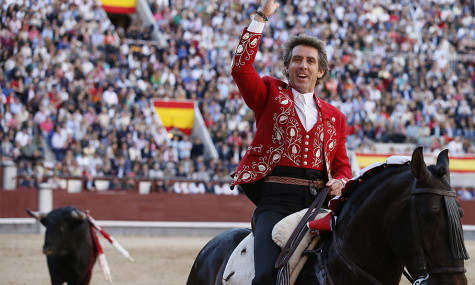 Pablo Hermoso de Mendoza. Foto planoinformativo.com.