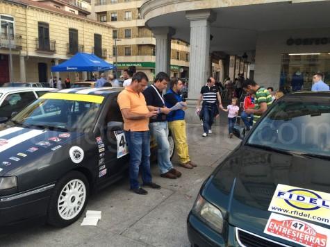 Rally Jamón de Guijuelo Entresierras Histórico