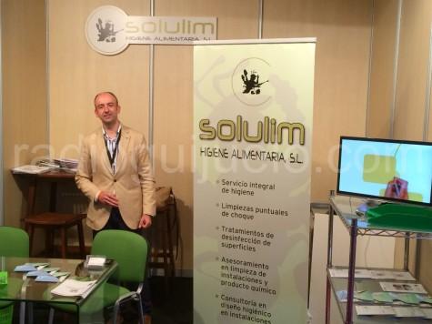 Solulim en la FIC 2016.