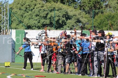 Trofeo Villa de Guijuelo de tiro con arco.