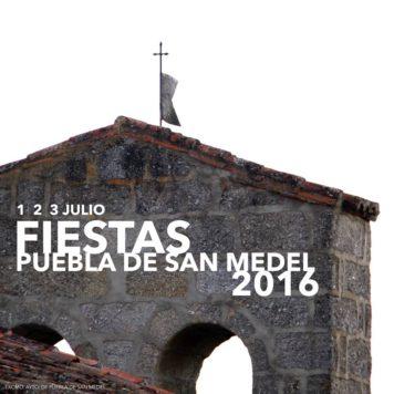 Fiestas Puebla de San Medel 2016