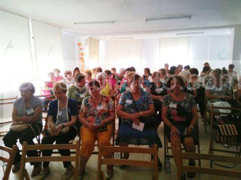 Encuentro de mujeres en Guijuelo 'Creciendo Junta'