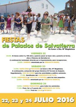 Fiestas Palacios 2016