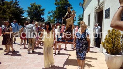 Procesión de la Virgen del Carmen