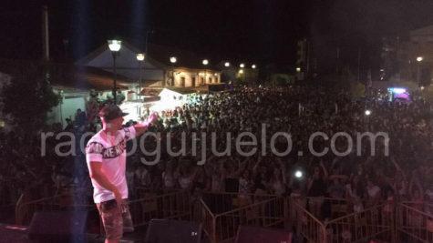 Actuación Campillo Fiestas del Carmen 2016