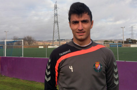 Jorge Juliá. Foto realvalladolid.es