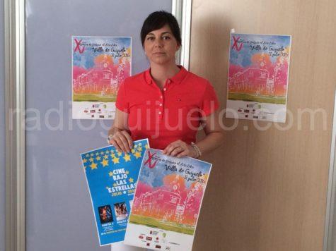 La concejal de Cultura Maria Jesús Moro.