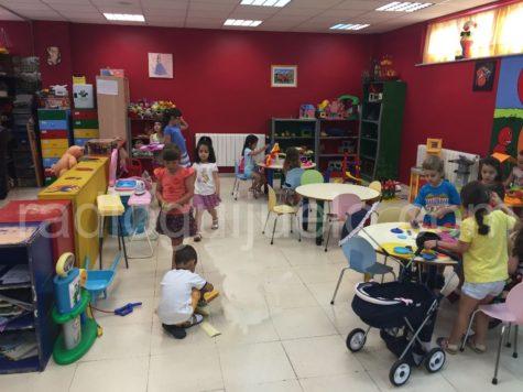 Niños y niñas en el Ludoverano