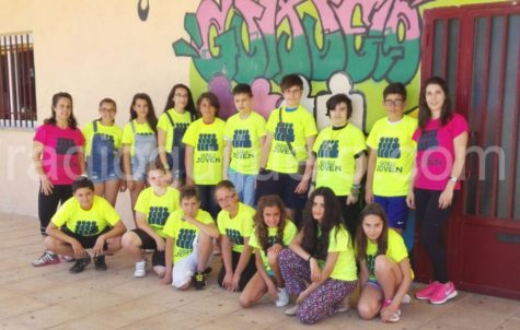 Participantes en el Verano Joven 2016.