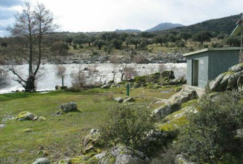 SAIH Puente del Congosto. Foto m.saihduero.es